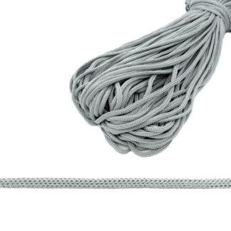 Шнур полипропиленовый 5.0 мм серый 1м