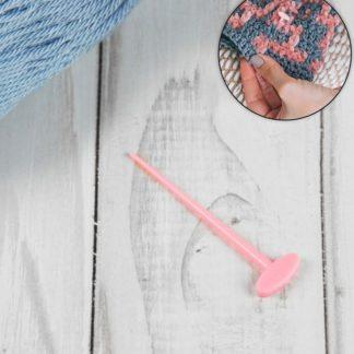 Иглы наметочные для вязания пластик