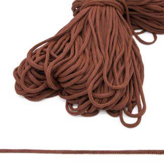 Шнур полипропиленовый 5.0 мм коричневый