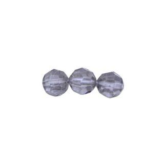 Бусины круглые акрил 8 мм Астра 0007