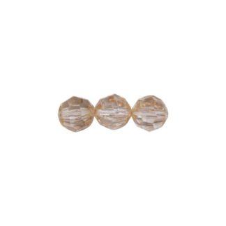 Бусины круглые акрил 8 мм Астра 0076