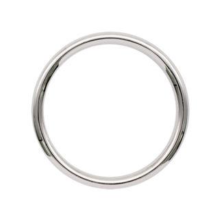 Кольцо литое d=50*4мм никель