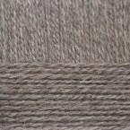 Козий пух 0371 натуральный серый