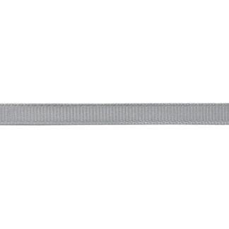 Лента репсовая 0.6 см светло-серый