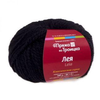 Лея черный 0140