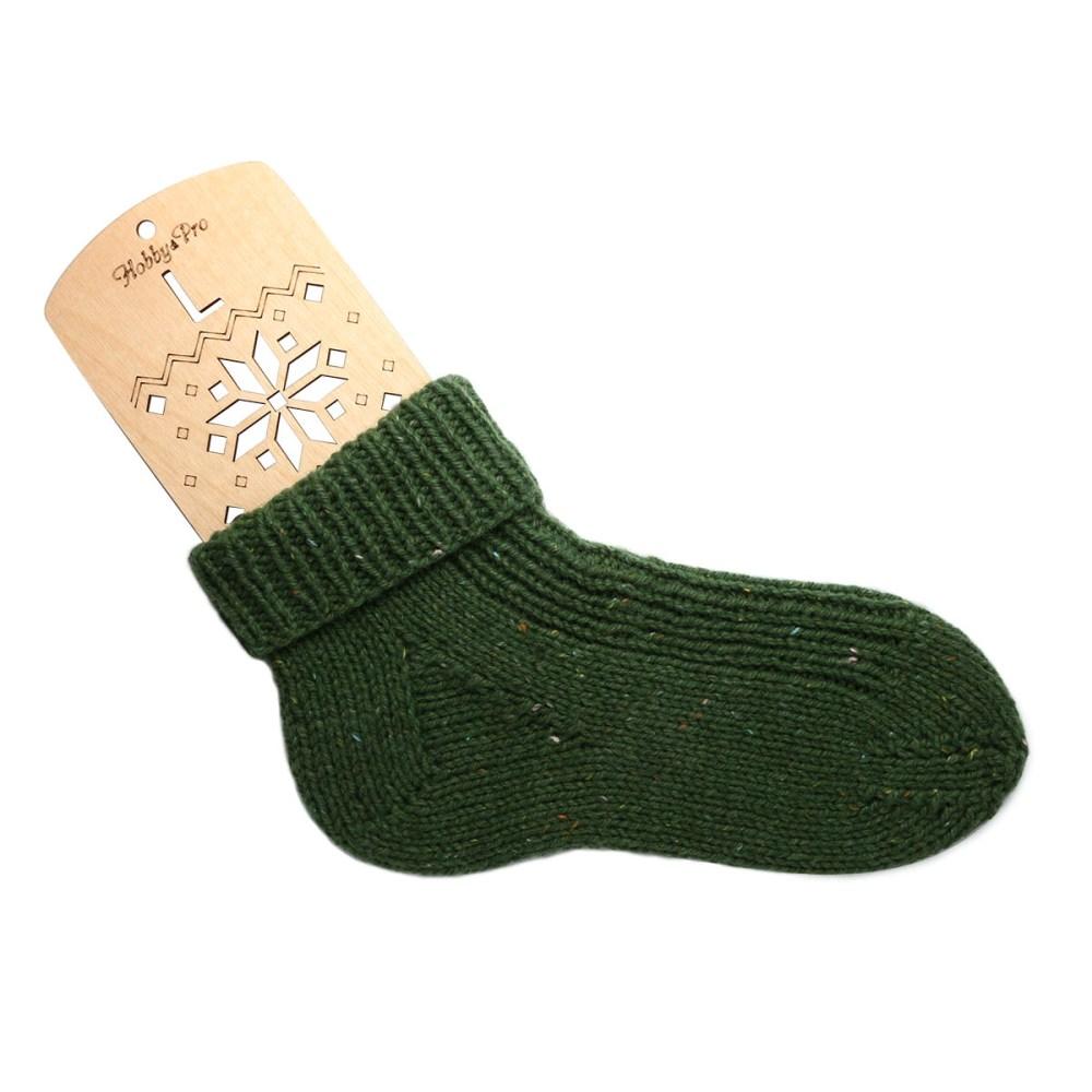 Блокатор-шаблон для носков M-23 см
