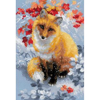 Набор для вышивания «Лисичка»