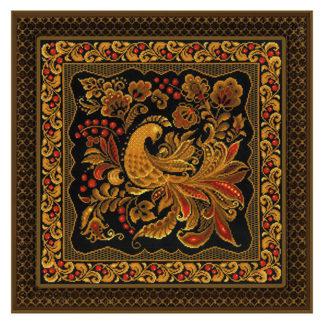 Набор для вышивания «Подушка-панно Хохлома»