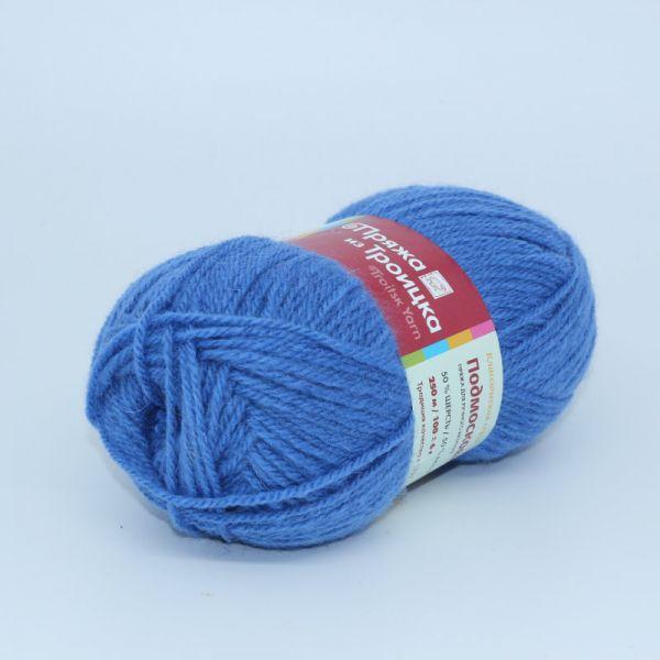 Подмосковная 0015 темно-голубой