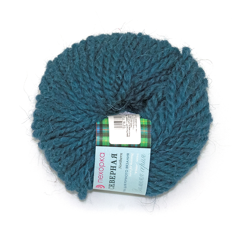 Северная 0039 серо-голубой