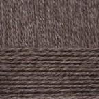 Козий пух 0372 натуральный темно-серый