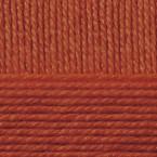 Мериносовая 0344 красная глина