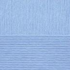 Хлопок натуральный 0005 голубой