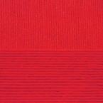 Хлопок натуральный 0006 красный