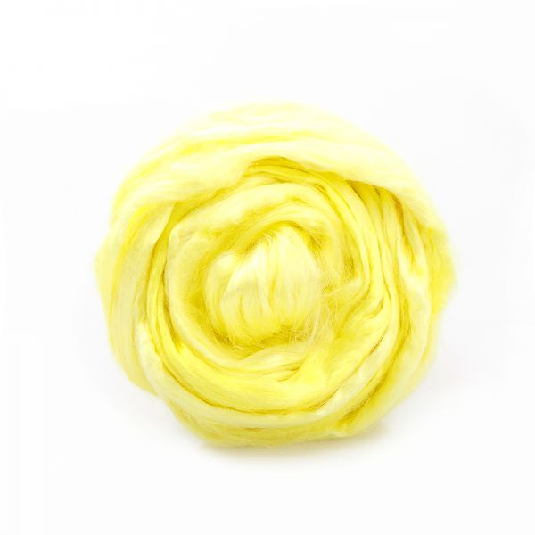 Вискоза цветная 0027 лимон