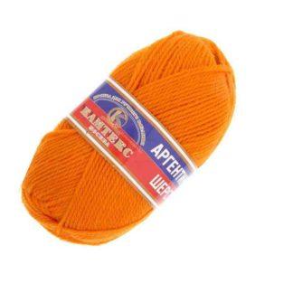 Аргентинская Шерсть 0035 оранжевый
