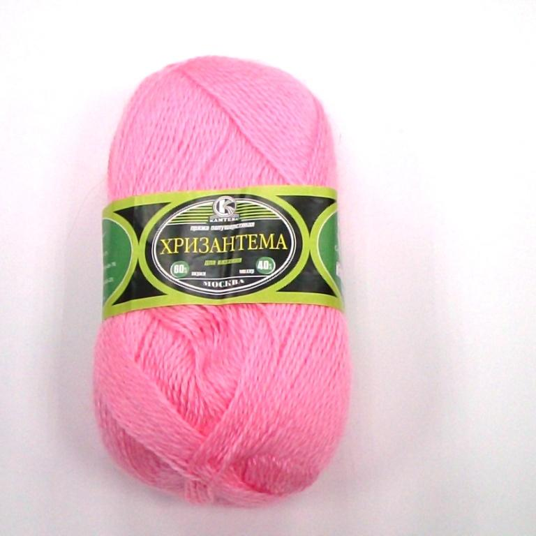 Хризантема Розовый
