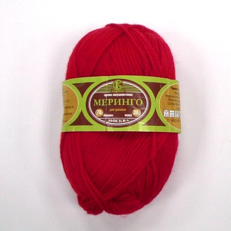 Меринго красный